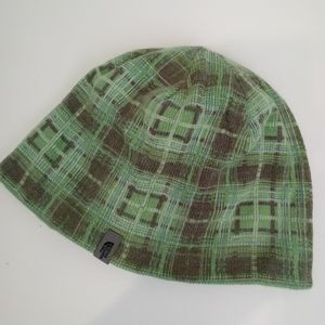 The North Face Kids Unisex Green Beanie OS